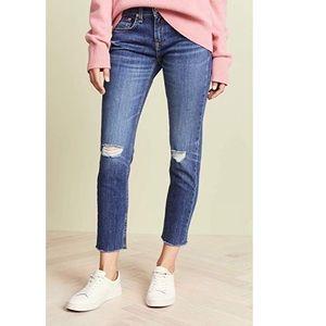 rag & bone denim Capri jeans